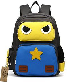Amazon.com   ArcEnCiel Kid s Backpack (Orange and Green)   Kids  Backpacks.  Cool BackpacksOrange BackpacksSchool ... c1e2edd741