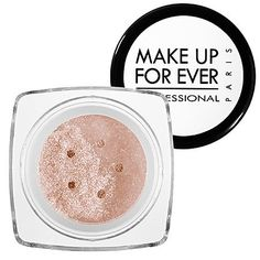 An extra fine & sheer powder for face & body Combines pearly iridescence of Star Powder & brightness of Glitter Makes skin look refined delicate & luminous Increases shine for eyes cheeks & lips And imparts a dazzling light to body Gives a sensual wet look makeup resultsProduct Line: Make Up For Ever - Eye Color - Diamond PowderProduct Size: 2g/0.07oz