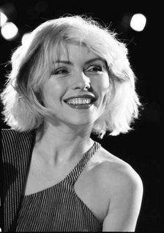 Debbie Harry (Blondie). Heart of Glass.
