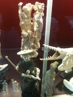 Fantastiche sculture di altissima qualità  in avorio chiama Danilo  0039 335 6815268 - Amazing high quality ivory sculptures  call Danilo 0039 6815268
