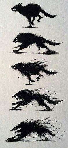Amazing sketches by Taji Joseph Monster Art, Arte Dark Souls, Art Noir, Werewolf Art, Arte Obscura, Cool Sketches, Amazing Sketches, Dark Art Drawings, Mythical Creatures Art