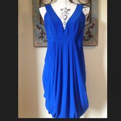 TIANA B. dress 92% polyester 8% spandex.. Size medium. No flaws TIANA B Dresses