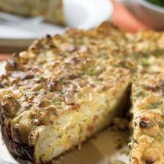 Savory Cauliflower C
