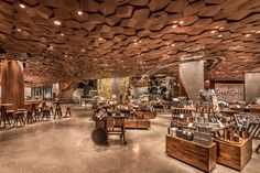 The World's Largest Starbucks Opens in Shanghai
