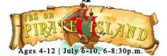 Image result for pirate vbs