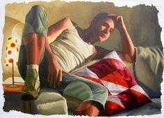 realism art realistic paintings man woman couple erotic art male female portraits painting painter raphael perez israeli artist ציורי דיוקן של גברים נשים ציורים ראליסטים רפי פרץ צייר ישראלי עכשווי מודרני זוגות גבר אישה ערום אמנות ארוטית ישראלית