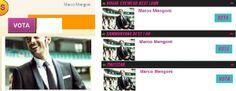 ULTIMA ORA UTILE PER VOTARE MARCO!!! DAJEEEE!!!  Per votare Marco agli #ArtistSaga, questo è il link: http://artistsaga.mtv.it/challenges/3/matches/241-sonohra-VS-marco-mengoni#  Per votare Marco agli #ItalianMTVAwards nelle tre categorie #BestLook #BestFan e #Twitstar, questo è il link: http://mtvawards.mtv.it/voting/