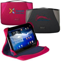 Convertible Neoprene Case for iPad® Mini. #Marketing  #Promoproducts