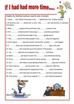 Some exercises to practice the third conditional. English Grammar Exercises, English Grammar Rules, Teaching English Grammar, English Grammar Worksheets, Grammar Book, Grammar And Vocabulary, Grammar Lessons, English Vocabulary, English Language