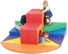 Tunnels of Fun Indoor Playground Crawler