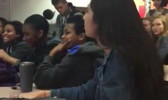 This Student Expertly Schools Her White Male Teacher On Racism