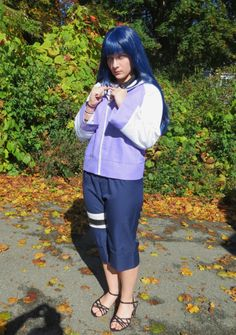 me as Hinata Hinata Cosplay, Anime Cosplay, Nerdy, Fashion, Moda, Fashion Styles, Fashion Illustrations
