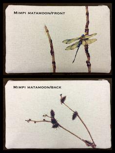 4 of 12 Nature #mimpimatamoon #pouches #madeinmalaysia MYR116
