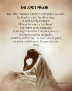 Lord's Prayer Posters by Danny Hahlbohm at AllPosters.com
