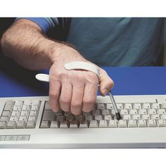 Touch and Type Stick #typing #computer