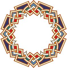 16-Arabesque (Islamic Art)