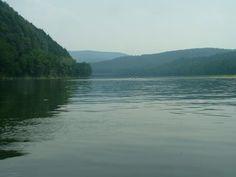Susquehanna River  Tunkhannock Pa