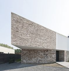 House K | GRAUX  BAEYENS Architecten