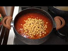 NOHUT YEMEĞİNİ BÖYLE YAPIN LOKUM GİBİ PİŞER NE KABUKLARI ÇIKAR NE DE DAĞILIR-Becerikli Anne - YouTube Chana Masala, Anne, Ethnic Recipes, Food, Youtube, Bakken, Meals, Yemek, Eten