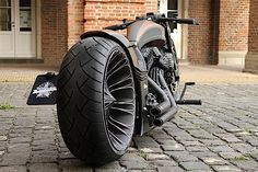 Production-R Motorcycle by Thunder Bike_9