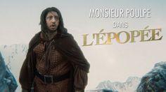 Kinder Bueno et Monsieur Poulpe - L'épopée Ads, Studio, Youtube, Movie Posters, Pictures, Kids, Study, Film Poster, Studios