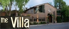 The Villa Restaurant of Woodland Hills