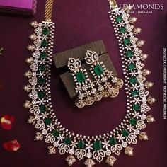 A perfect day to select your jewel, Which one is your next pick from ? Emerald Jewelry, Diamond Jewelry, Gold Jewelry, Fine Jewelry, Cz Jewellery, Jewelery, Antique Jewellery, Diamond Pendant Necklace, Diamond Choker