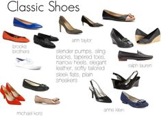 See also: http://shoppingfortherealyou.com/classy-classic-style/ Classic Secondaries Click McJimsey Style Quiz ! This site...