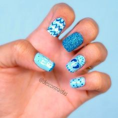 People Also Love These Ideas My Nails For The First Baby Shower