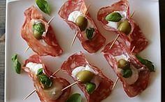 Barchette di salame - Ricetta antipasto veloce e gustoso