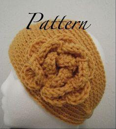 Crochet Headwrap Pattern: Free Crochet Headwrap Pattern