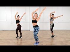 30-Minute Cardio Dance and Toning Workout | Class FitSugar - YouTube PopSugar VIDEO #easycardioworkout #cardioworkoutdance