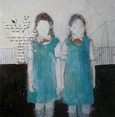 twins blauw