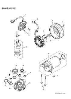 1959 Triumph 6t T100 T110 T120 Tr6 Motorcycle Parts Manual