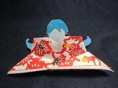 Traditional Japanese paper doll--bottle miku!!  #japan #vocaloid #miku