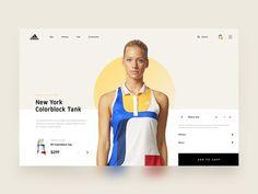 Adidas - Online Store