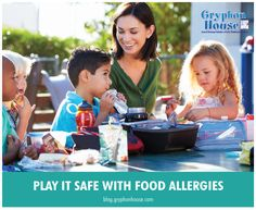 Join author Laura Wilhelm in learning the importance of food allergy awareness and how you can prevent children from breaking out.
