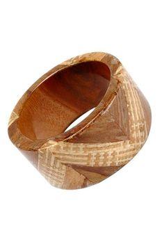 ELLE Wood Bracelet - Enviius