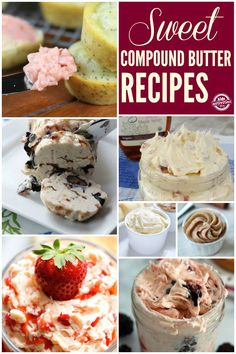 Flavored Butter Recipes are easy to make, and there are so many delicious combinations. You'll love these sweet and savory varieties we've collected. Homemade Spices, Homemade Seasonings, Homemade Butter, Homemade Cheese, Butter Cheese, Herb Butter, Butter Paneer, Butter Bell, Butter Pasta
