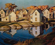 Painting Inspiration, Art Inspo, Group Of Seven Paintings, Art Gallery Of Ontario, Canadian Art, Art For Art Sake, Art Auction, Art Reproductions, Landscape Art