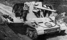 Grille 10 Versuchsflakwagen pels 8,8 cm Flak 37