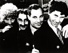 Forever grateful that my Dad introduced these fellows to my life. :)The Marx Brothers