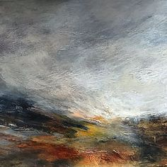 Drawn to the Flame Contemporary Landscape, Paintings, Draw, Artists, Abstract, Artwork, Summary, Work Of Art, Paint