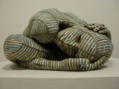 Paola Epifani, enigmatic sculptures Rabarama