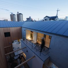 Image 16 of 46 from gallery of Dragon Court Village / Eureka. Photograph by Ookura Hideki Best Architects, Village Houses, Next At Home, Floor Plans, Construction, House Design, Japan, Architecture, Gallery