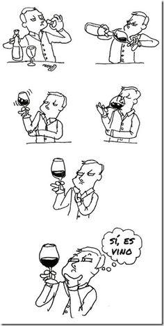 chistes de cata de #vinos