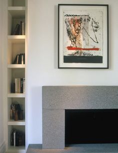 David Michael Miller Associates serves clients throughout the United States with their residential interior design needs. Mantle Art, Fireplace Mantle, Urban Loft, Residential Interior Design, Modern Fireplace, Michael Miller, Loft Style, Fireplaces, Modern Design