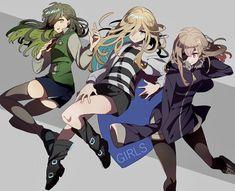 Angel Of Death, Anime Artwork, Cool Artwork, Fanart, Satsuriku No Tenshi, Rpg Horror Games, Cute Games, Rpg Maker, Anime Angel