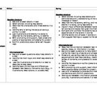 This common core standards checklist is broken up into two benchmark periods. The standards are only the reading comprehension standards and they a...