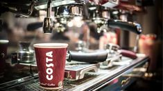 Whitbread has torn up its plans to demerge Costa Coffee as a separately listed business after agreeing to sell the chain to the Coca-Cola Company for billion. Costa Coffee, Big Coffee, Coffee Cafe, Disposable Coffee Cups, Tonne, Coffee Design, Cafe Bar, Espresso Machine, Coca Cola